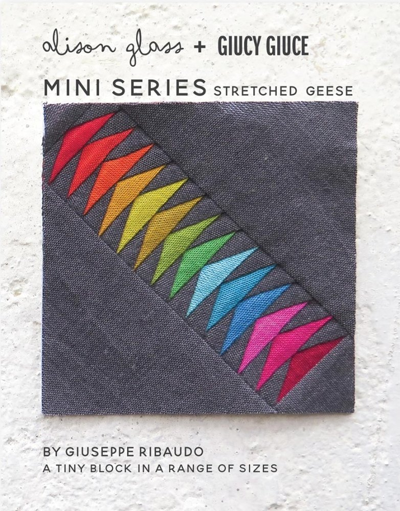 Alison Glass + Giucy Giuce - Mini Series - Stretched Geese