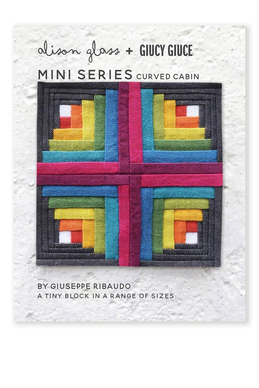 Alison Glass + Giucy Giuce - Mini Series - Curved Cabin