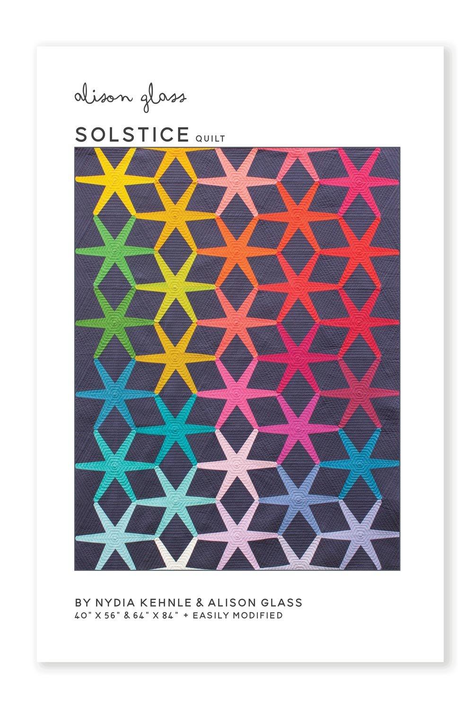 Alison Glass - Solstice