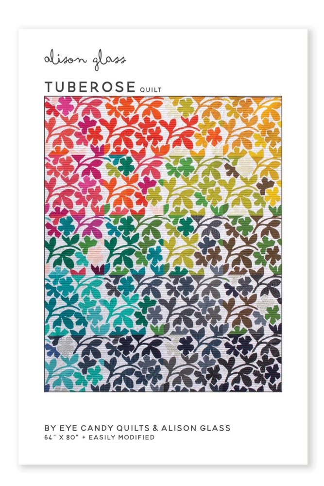 Alison Glass - Tuberose Quilt