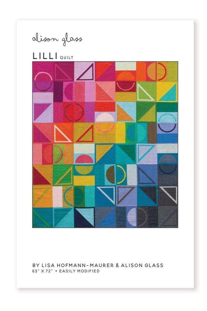 Alison Glass - Lilli Quilt
