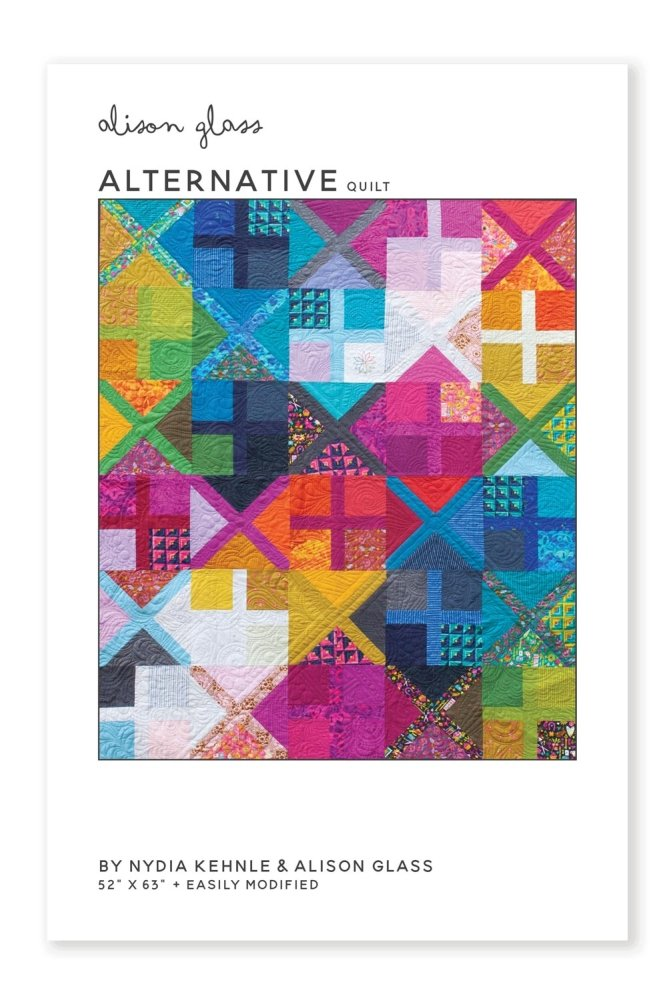 Alison Glass - Alternative Quilt