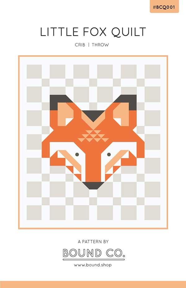 Bound Co. - Little Fox Quilt