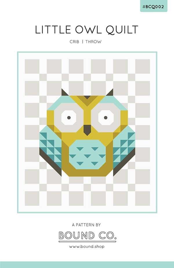 Bound Co. - Little Owl Quilt