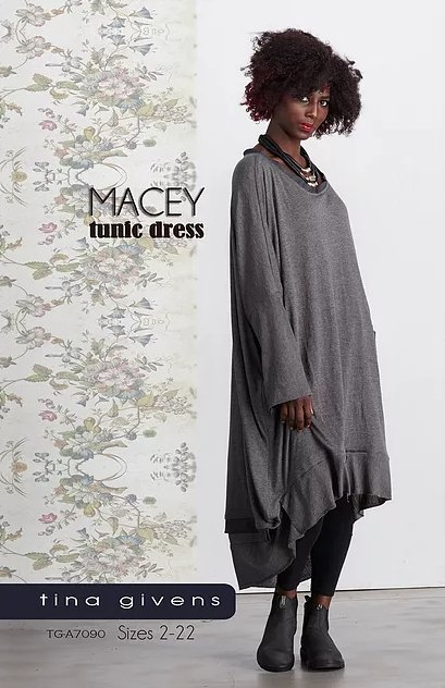 Tina Givens - Macey Tunic Dress