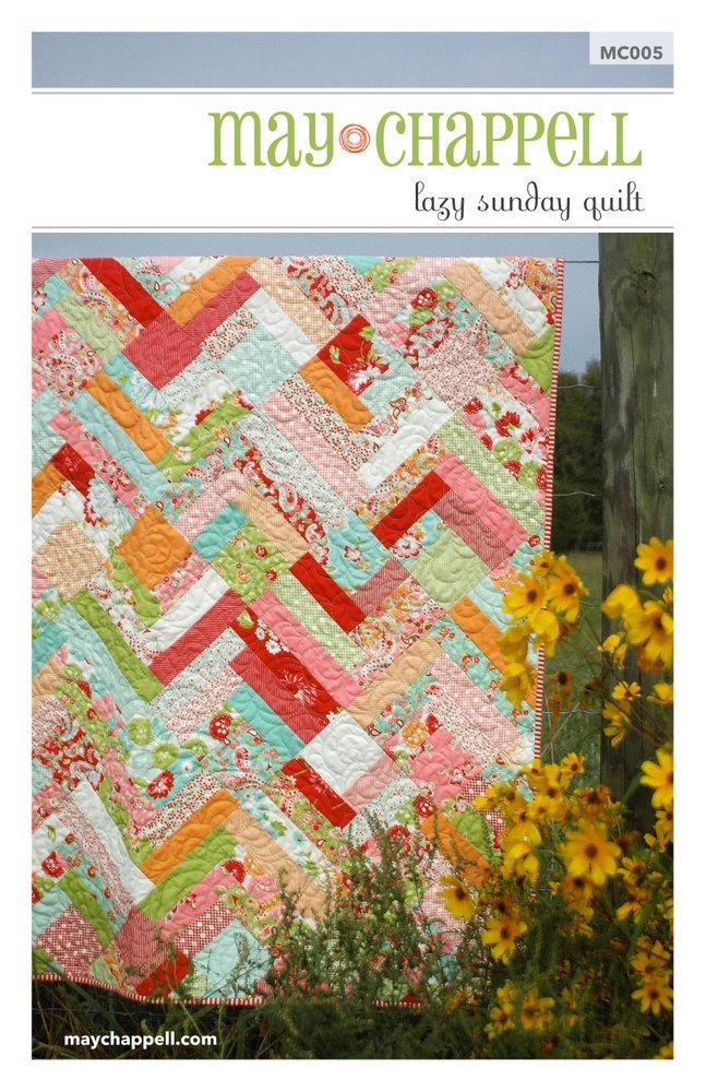 May Chappell - Lazy Sunday Quilt