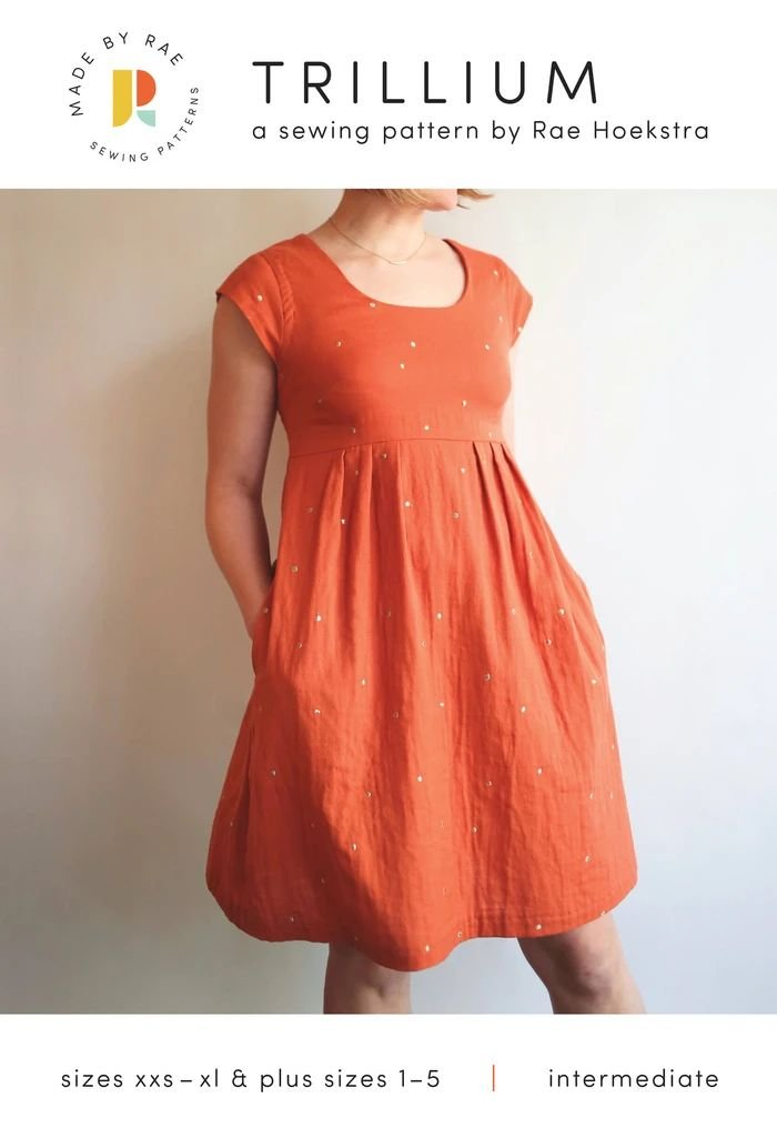 Made by Rae - Trillium Dress