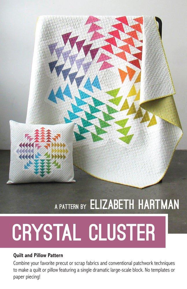 Elizabeth Hartman - Crystal Cluster