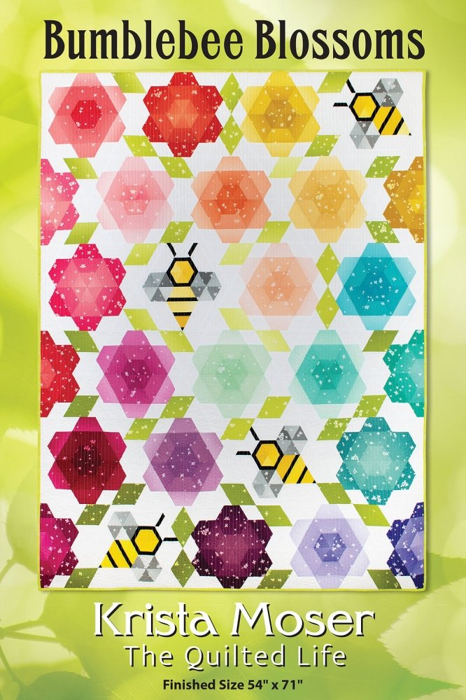 Krista Moser - Bumblebee Blossoms