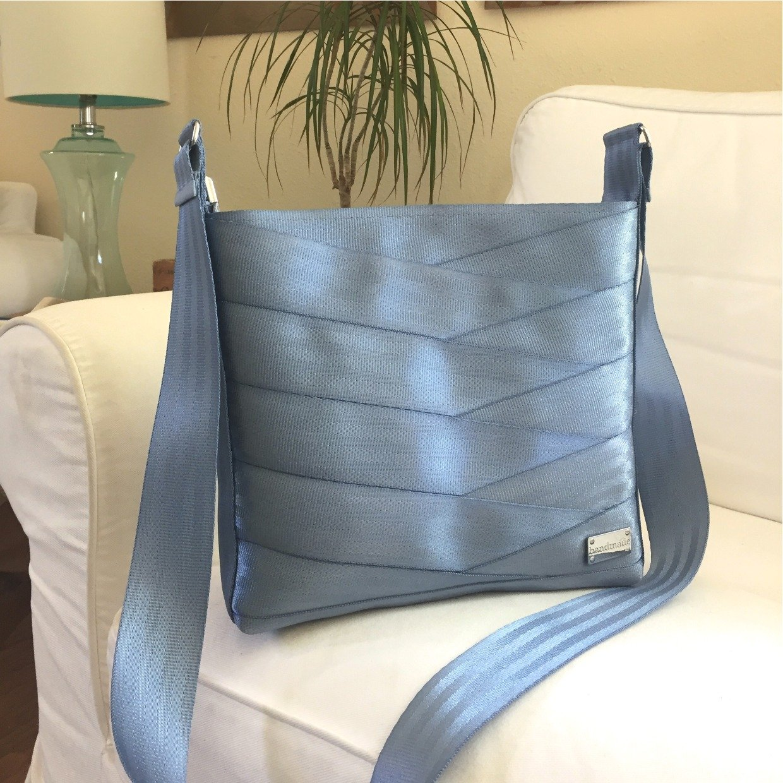 Bag Kit - Roundabout Seatbelt Bag - Steel Blue