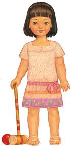 Oliver + S - Croquet Dress - 5-12