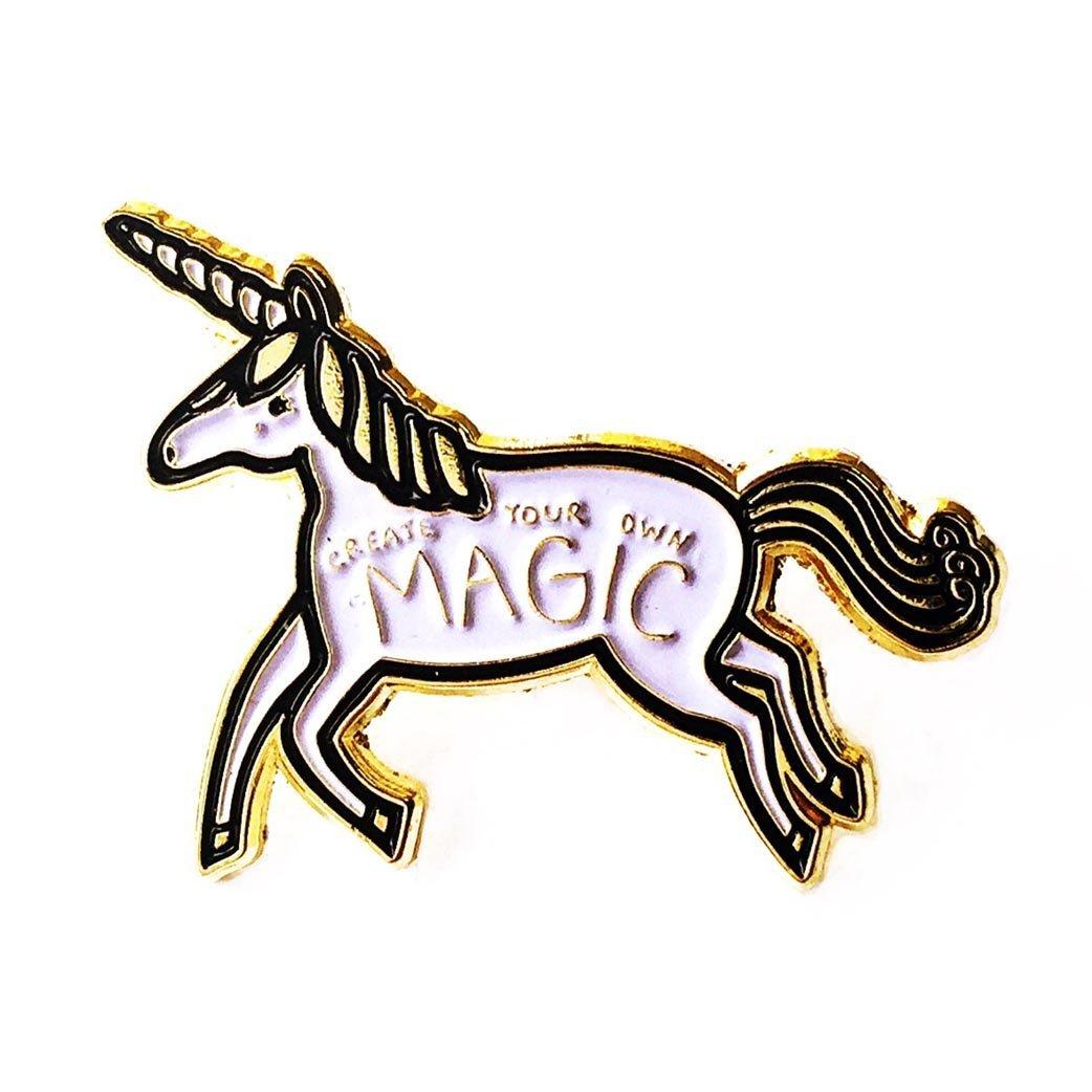 Gingiber - Enamel Pin - Unicorn