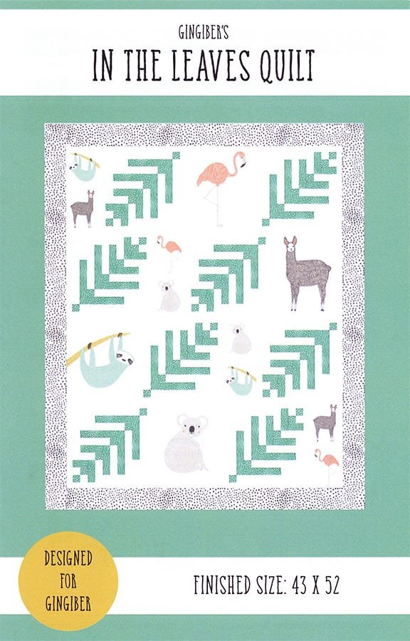 Gingiber - In the Leaves Quilt