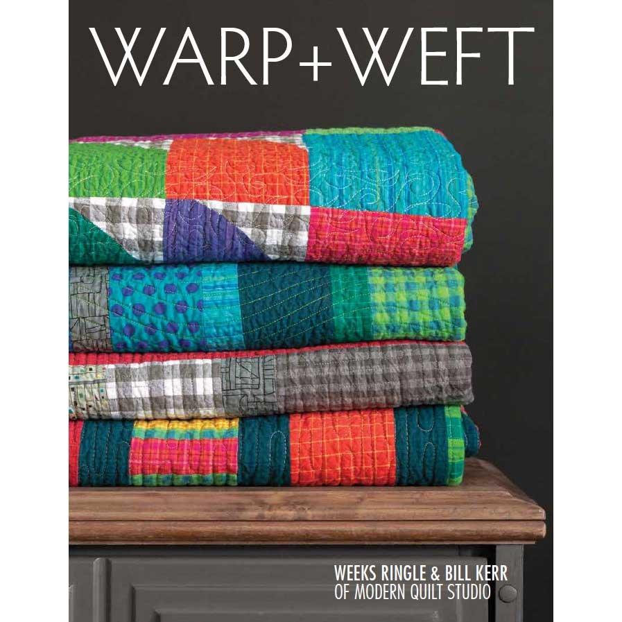 Modern Quilt Studio - Warp + Weft