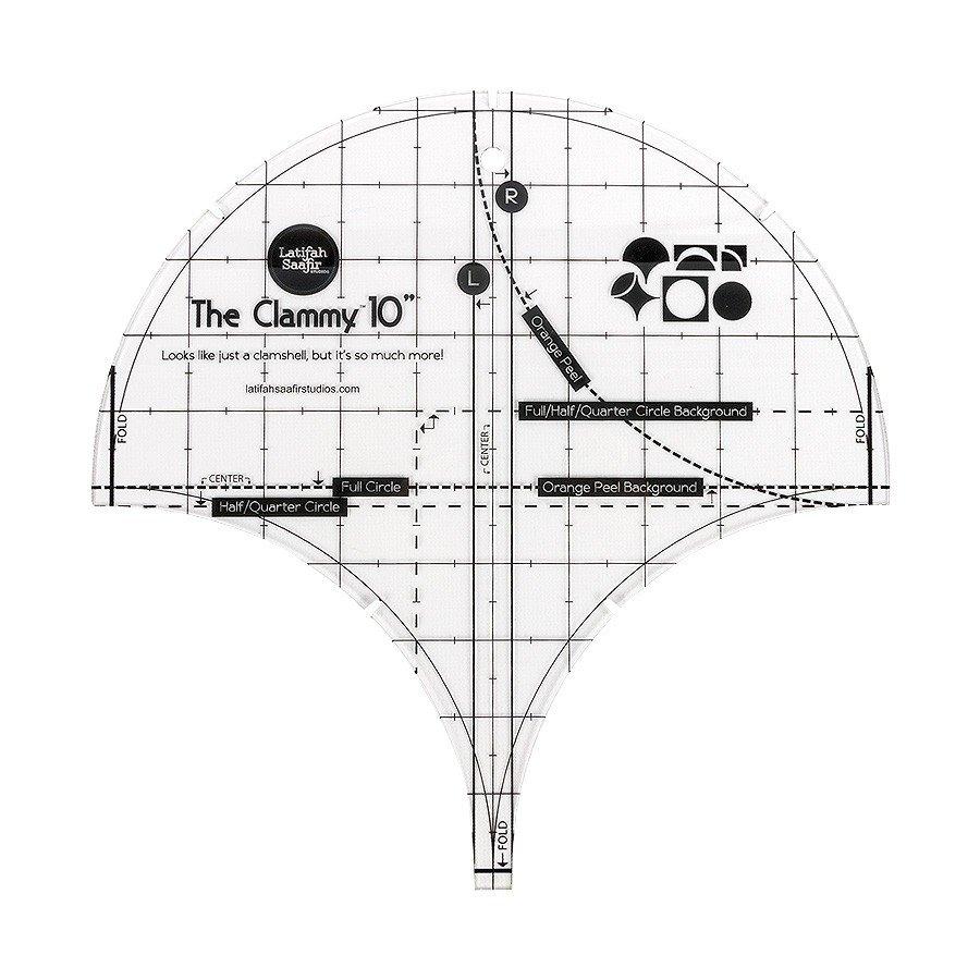 Ruler: The Clammy 10