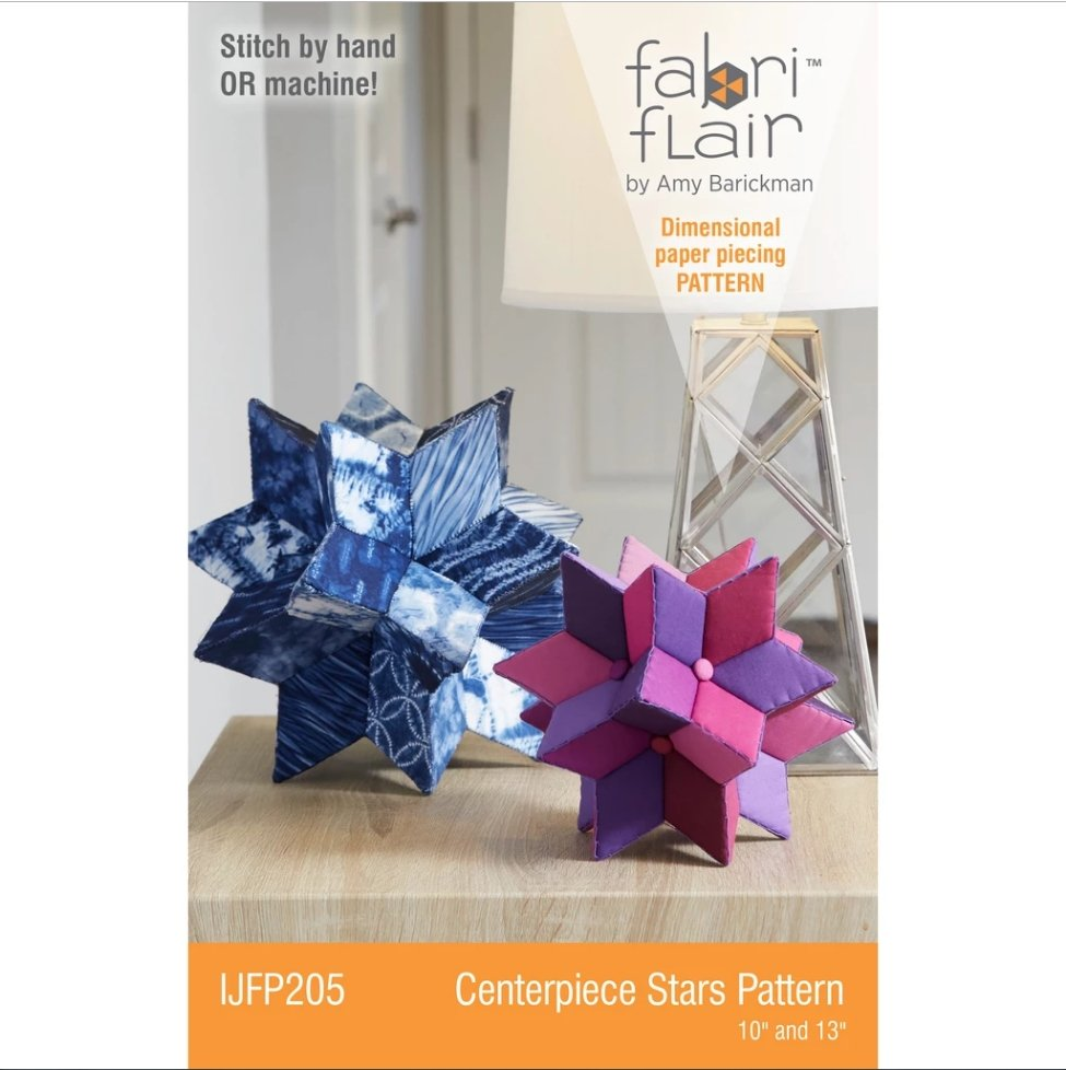 Fabri Flair - Centerpiece Stars
