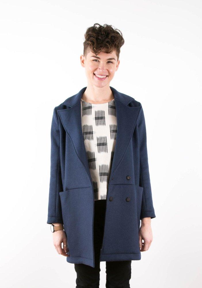 Grainline Studio - Yates Coat