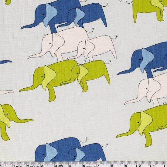 Zaza Zoo - Elephant Friends - Pale Grey