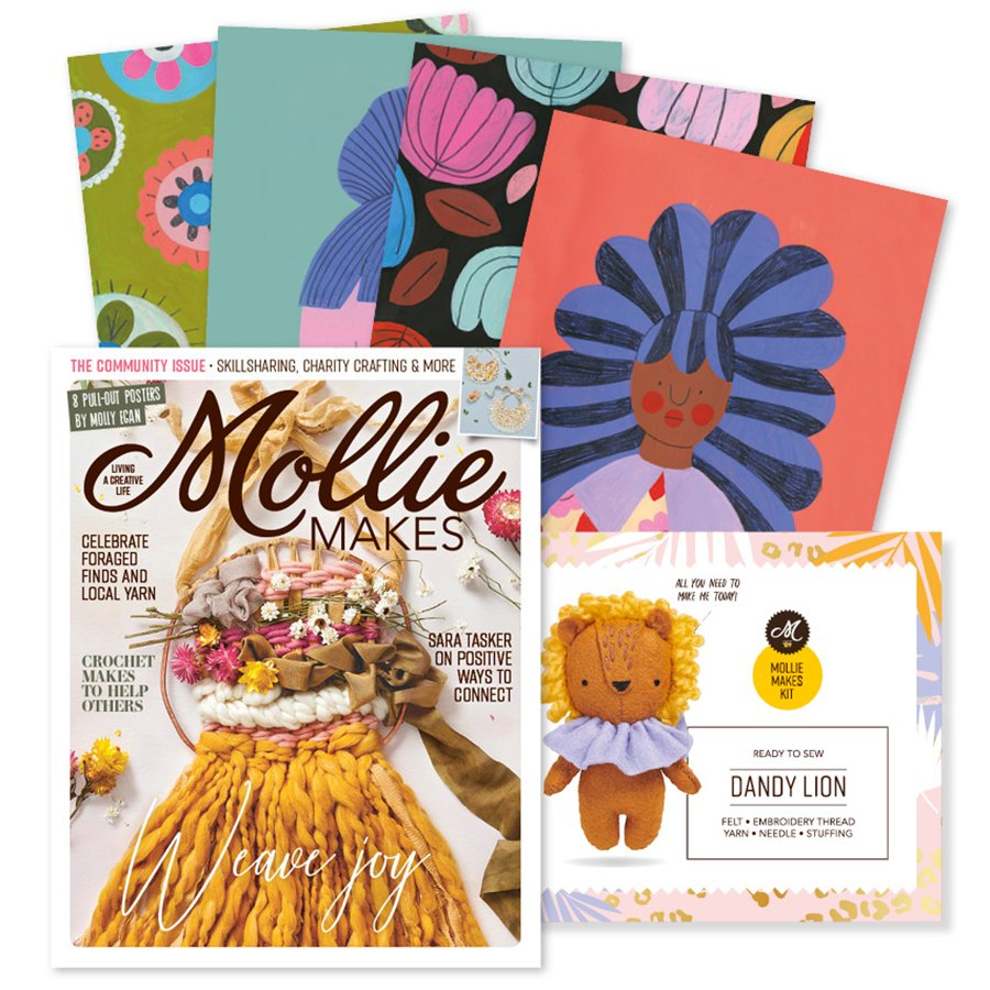 Mollie Makes - Issue 109