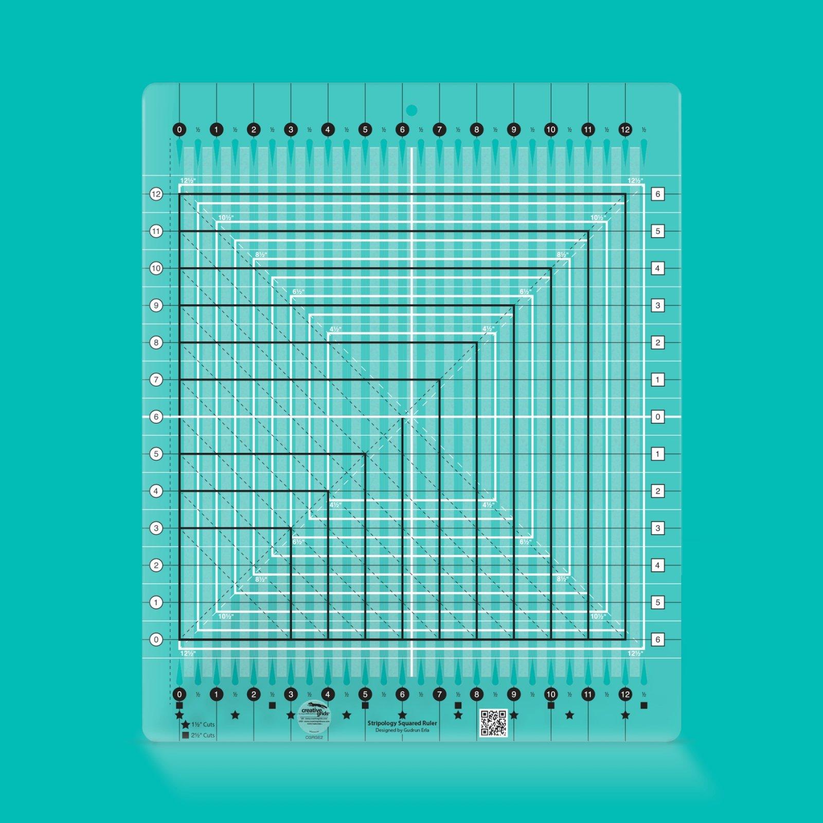 Ruler: Stripology Squared