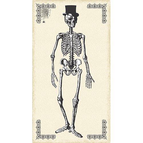 Chillingsworth - Skeleton Panel - Antique