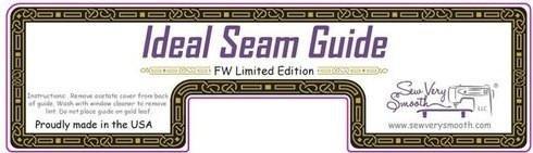 Ruler: Ideal Seam Guide 5