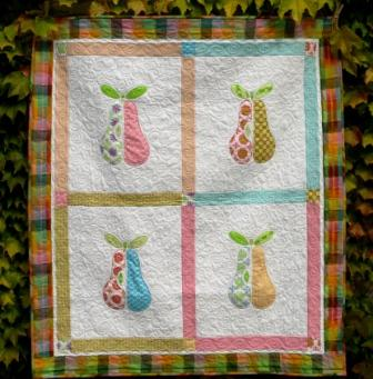 Pixie Girl Quilts - Pearadise