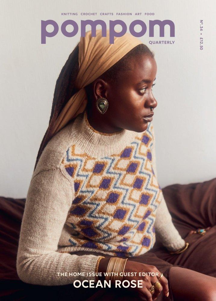 Pom Pom Magazine - Issue 34 - Autumn 2020
