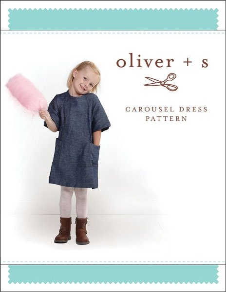 Oliver + S - Carousel Dress Pattern - 5-12