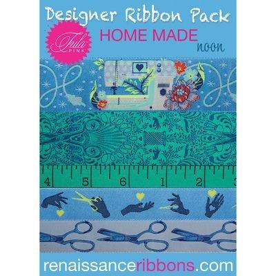 Designer Ribbon Pack - Tula Pink HomeMade - Noon