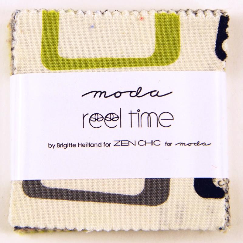 Mini Charm Pack - Reel Time