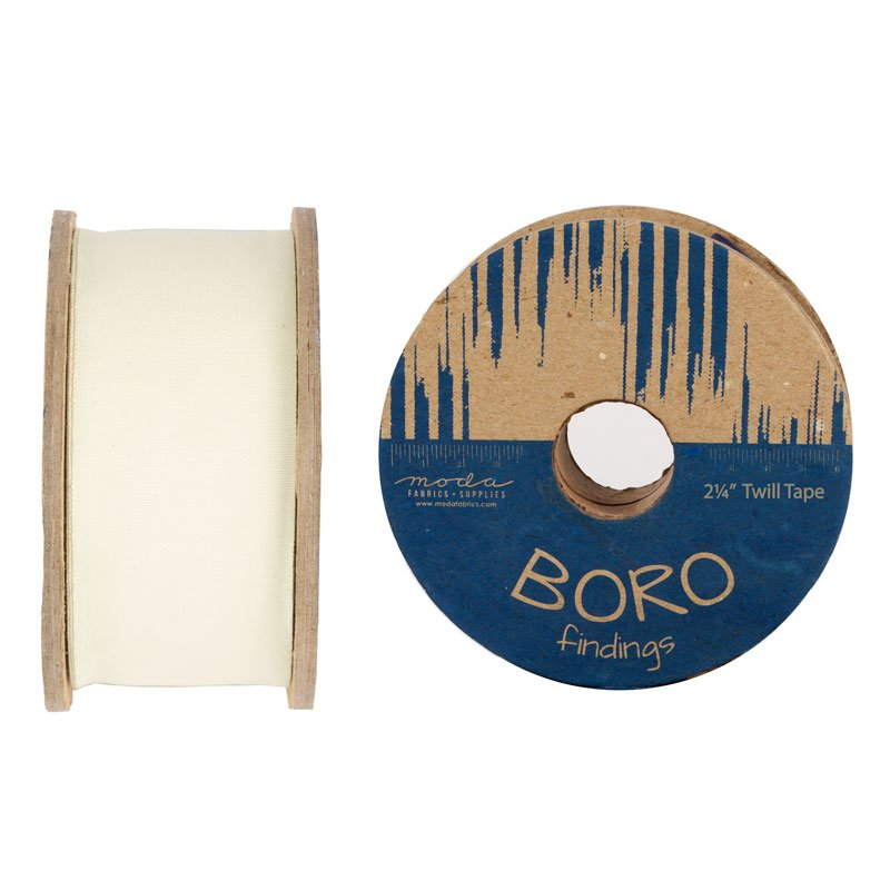 Boro Findings - 1 1/2 Cotton Tape