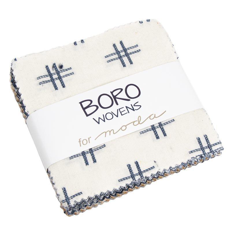 Charm Pack - Boro Wovens