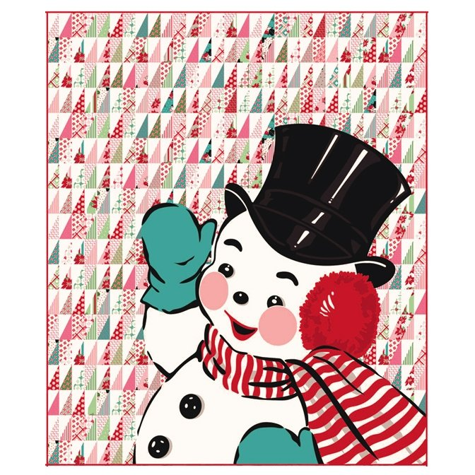 Quilt Kit - Sweet Christmas