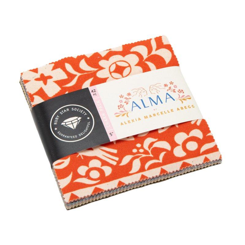 Charm Pack - Alma