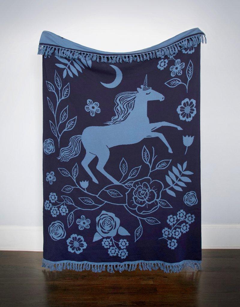 Throw Blanket - Unicorn