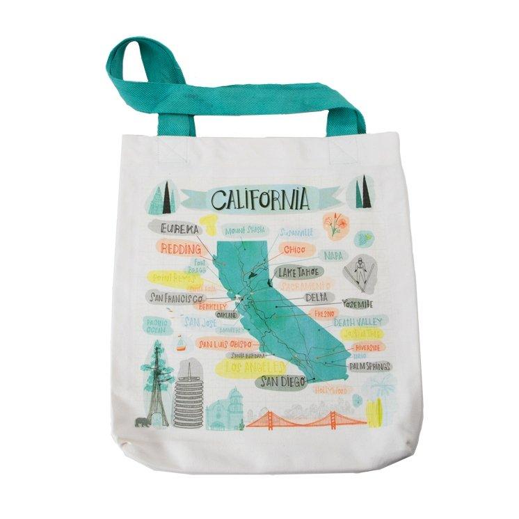 Tote Bag - California