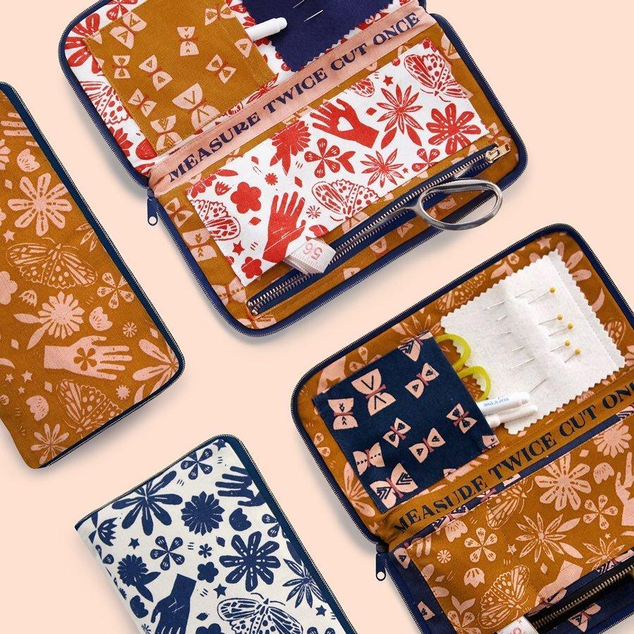 Ruby Star Society - Sewing Wallets