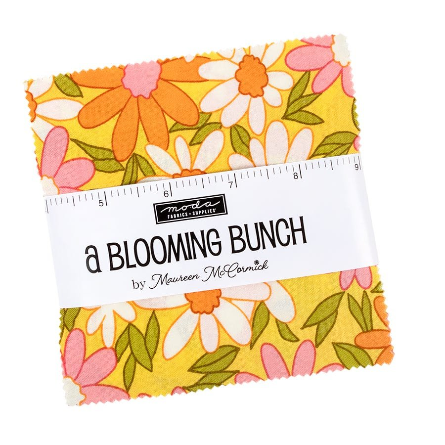 Charm Pack - A Blooming Bunch