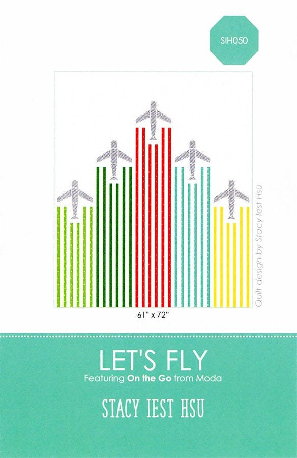Stacy Iest Hsu - Let's Fly