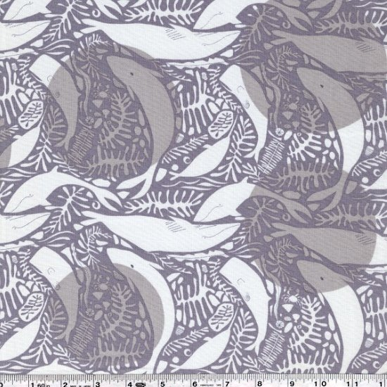 Natural History - Whale Song - Grey