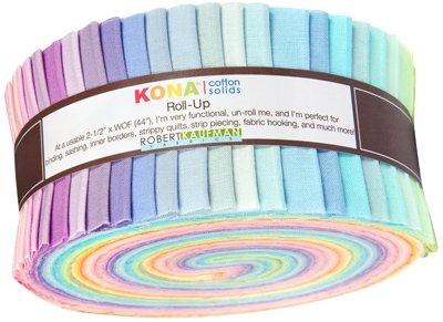 2 1/2 Roll - Kona New Pastel Palette