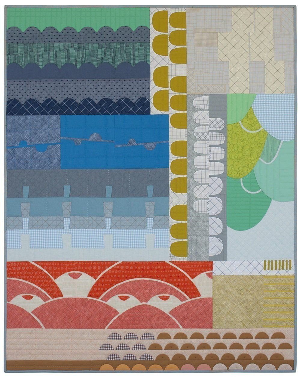 Quilt Kit - The Collection Quilt BOM