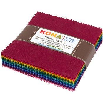 Charm Pack - Kona Dark Colorstory