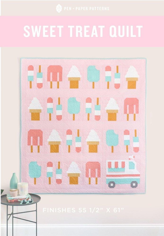 Pen + Paper Patterns - Sweet Treat Quilt