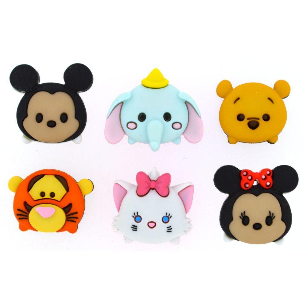 Buttons - Disney Tsum Tsum