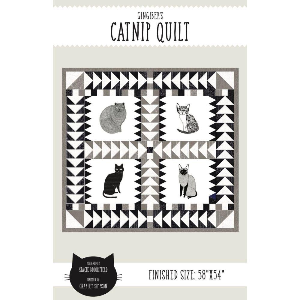 Gingiber - Catnip Quilt