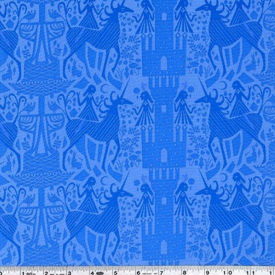 The Lovely Hunt - Unicorn Dream - Blue