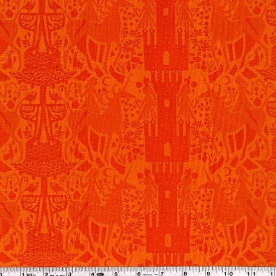 The Lovely Hunt - Unicorn Dream - Orange