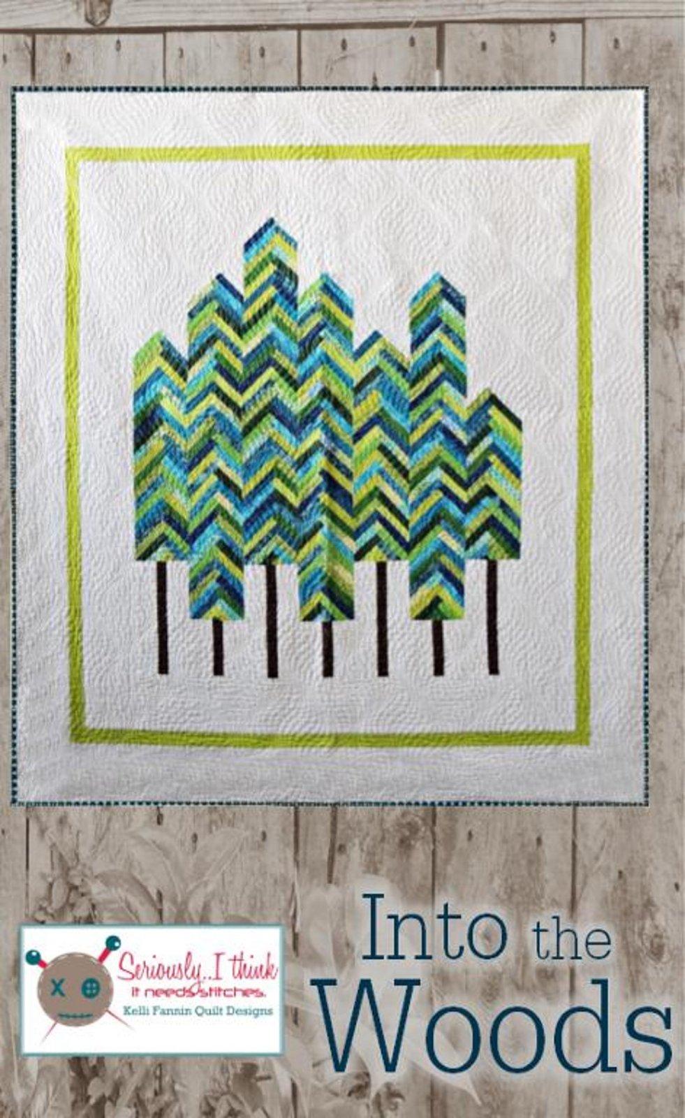 Kelli Fannin Quilt Designs - Into the Woods